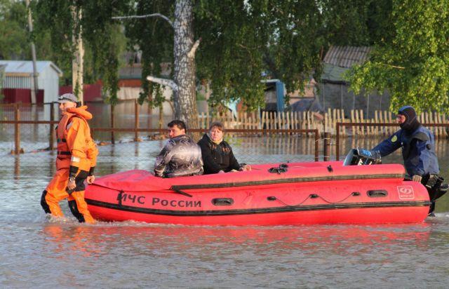 Из-за угрозы прорыва дамбы на Ставрополье эвакуируют 40 тысяч человек