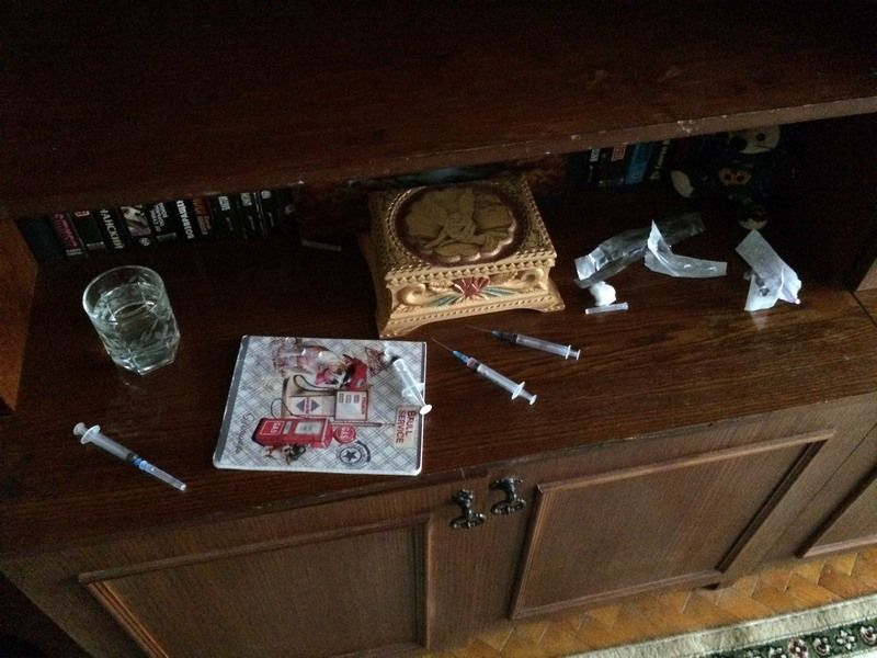 ВСтавропольском крае сотрудниками милиции задержана подозреваемая ворганизации наркопритона