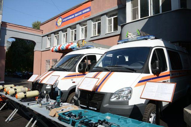 В Юго-Западном районе заработал отдельный пост Службы спасения Ставрополя