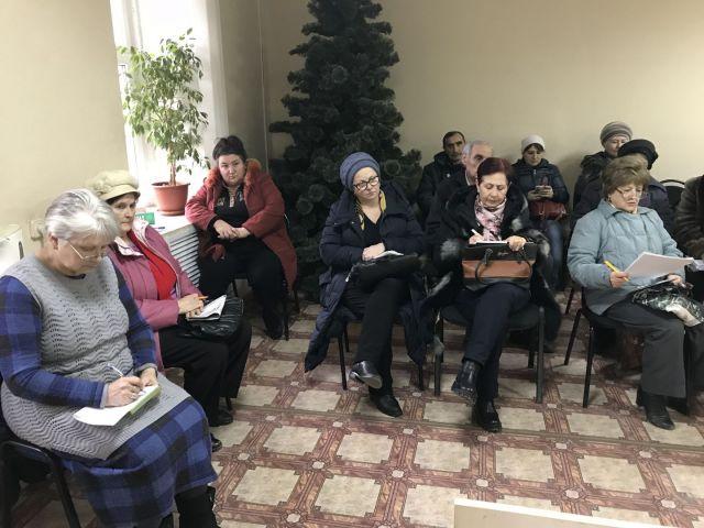 Старт «мусорной» реформы обсудили в «Школе грамотного потребителя» в Ставрополе