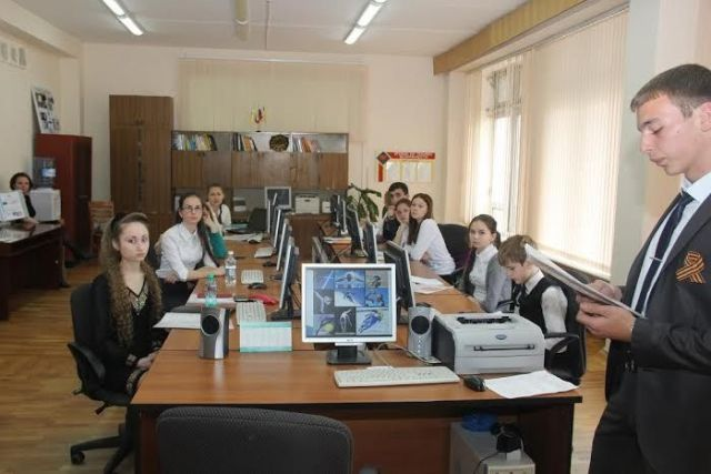Краевая открытая научная конференция школьников прошла в Ставрополе
