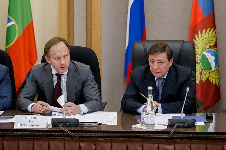 Александр Хлопонин поручил субъектам СКФО добиваться стопроцентной оплаты за энергоресурсы