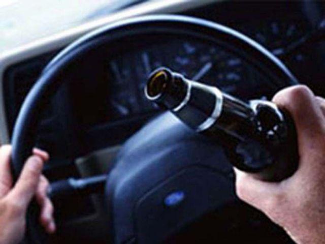 Более ста нетрезвых водителей выявили в крае госавтоинспекторы за минувшие выходные