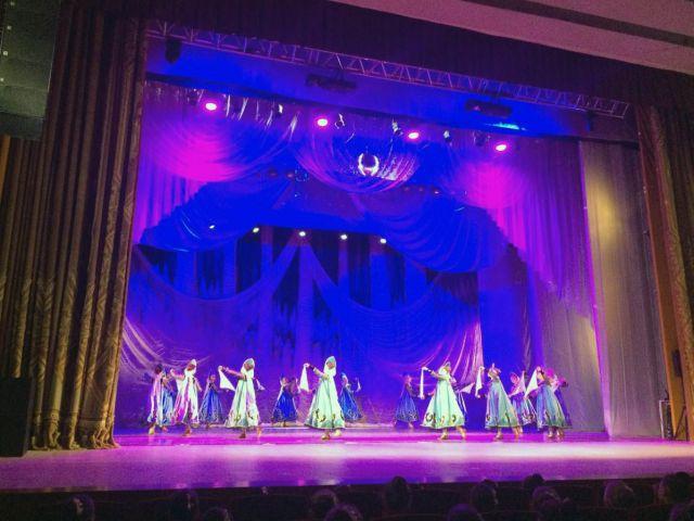 Первоклассников Детской хореографической школы Ставрополя посвятили в юные хореографы