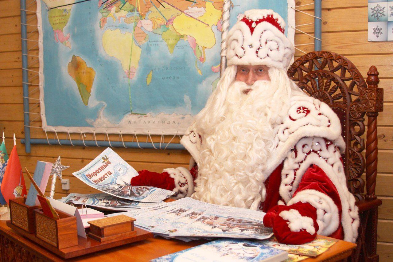 НаСтаврополье дедушка Мороз получил первую тысячу заявлений отдетей