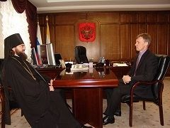 ГУВД и епархия договорились о сотрудничестве