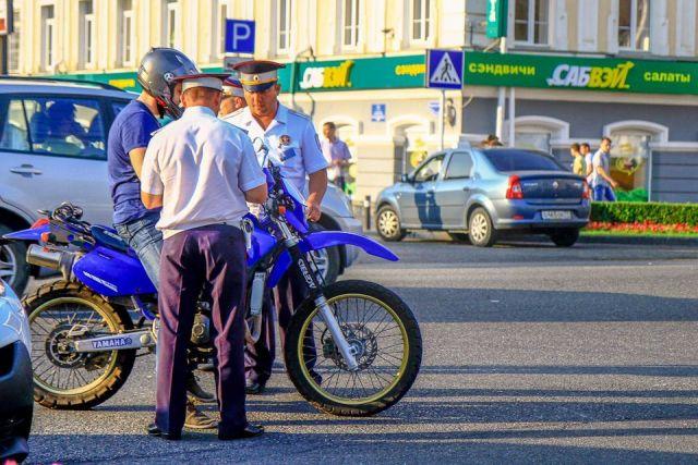 Операция «Скутер-мотоциклист» стартовала на Ставрополье