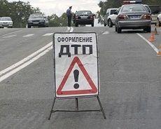 На трассе «Кавказ» в ДТП пострадали двое детей
