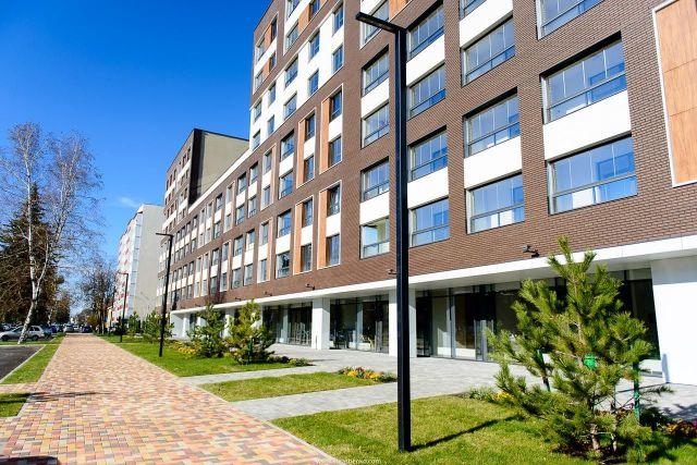 Одно из интересных решений в ставропольских новостройках — квартиры с кухней-гостиной