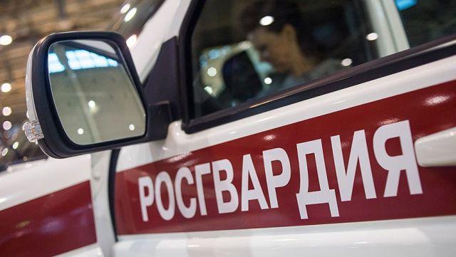 Бойцы Росгвардии применили оружие при задержании дебоширов в ставропольском баре