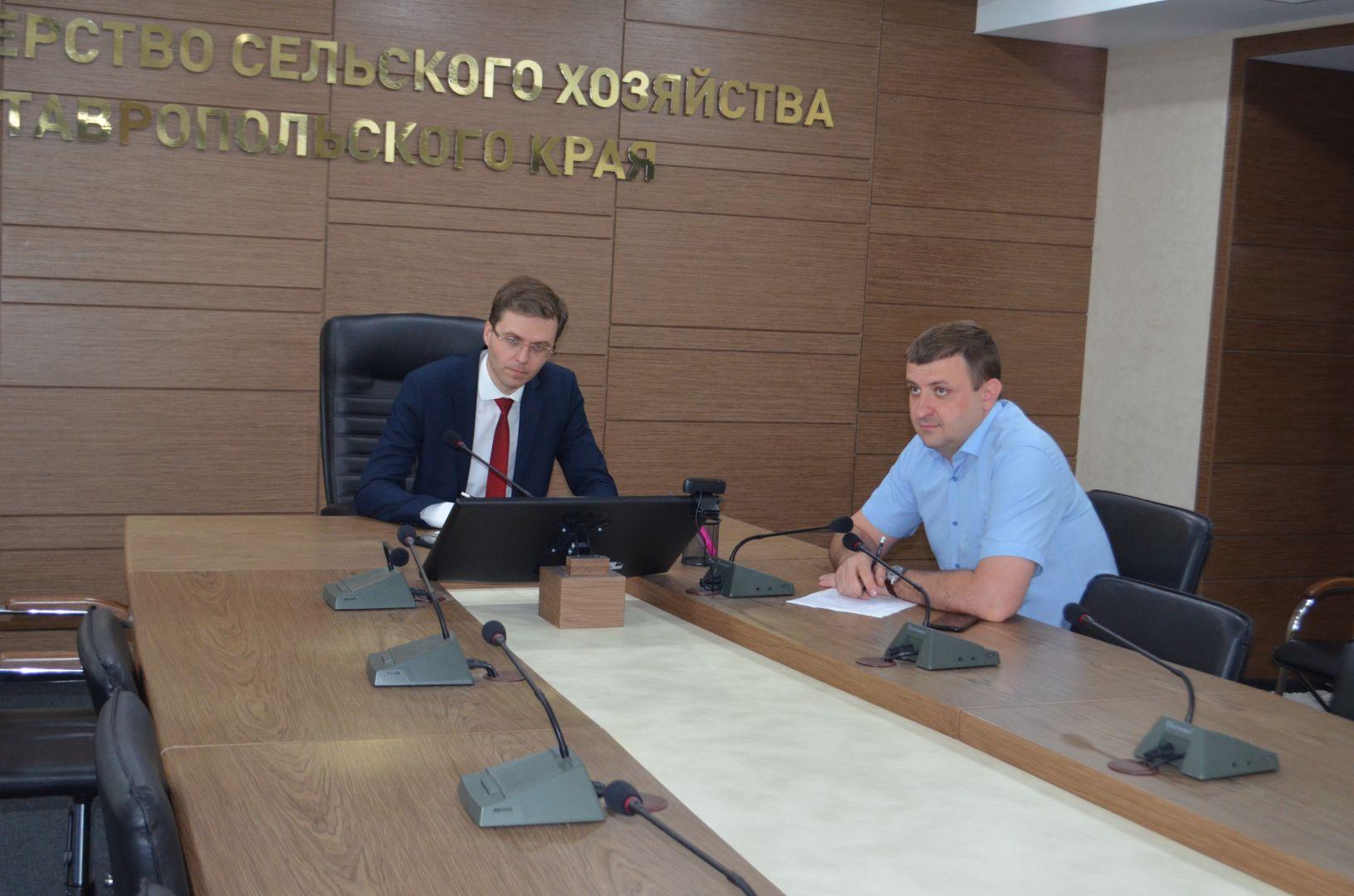 Ставропольский Минсельхоз готов к новому формату предоставления субсидий по инвесткредитам