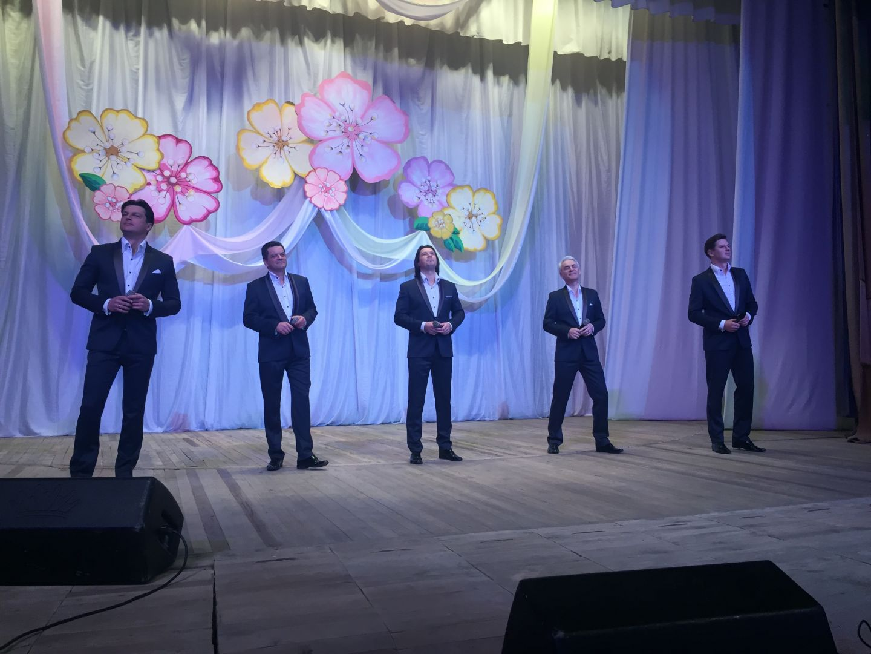 Железноводск встретил участников форума искусств «Золотой Витязь»
