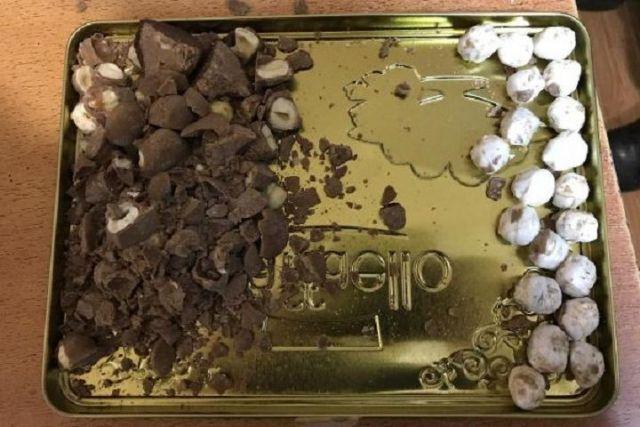 Сотрудники колонии в Ставропольском крае обнаружили в конфетах гашиш