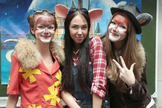 В СКФУ 13 мая пройдёт костюмированный праздник «День кино»