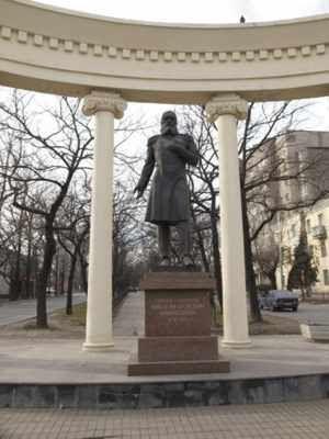 170-летие губернатора Никифораки в Ставропольском музее-заповеднике