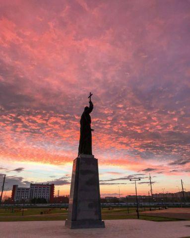 В Ставрополе освятят колокола и купола для храма князя Владимира
