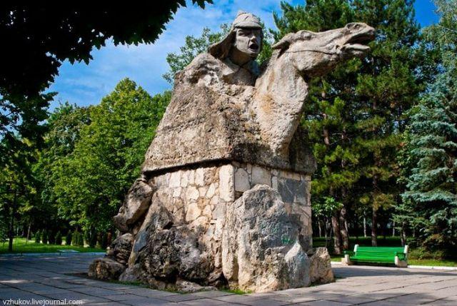 Комсомольский парк стал лидером народного голосования в столице СКФО