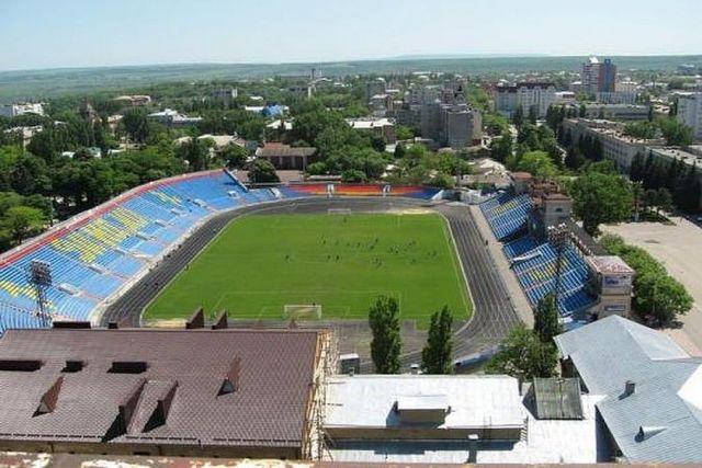 Реконструкцию стадиона «Динамо» в Ставрополе планируется завершить весной следующего года