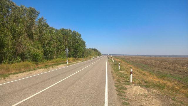 В Александровском районе введена в эксплуатацию автодорога М-29 «Кавказ» — «Средний — Новокавказский»