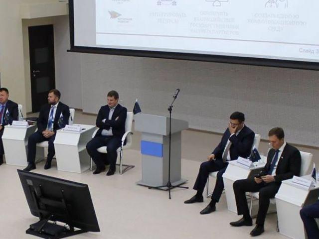 В Ставрополе начал работу всероссийский форум «Территория бизнеса - территория жизни»