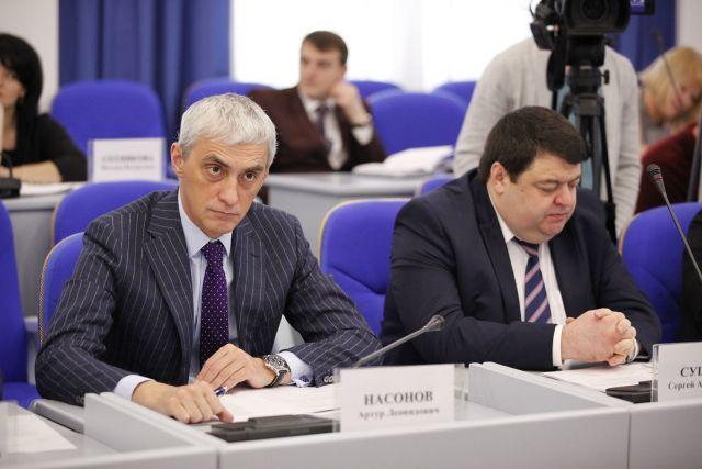 Краевые депутаты обсудили проблемы Эшкаконского гидроузла