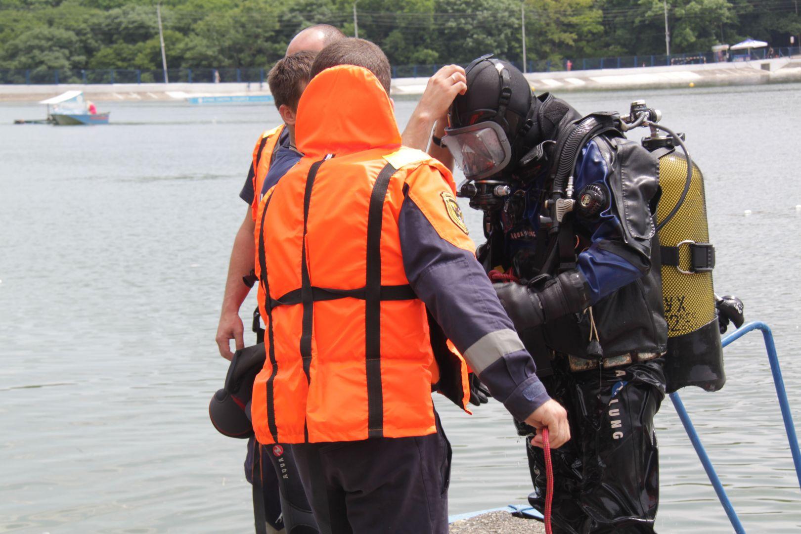 На Ставрополье спасатели извлекли из воды тела двух погибших