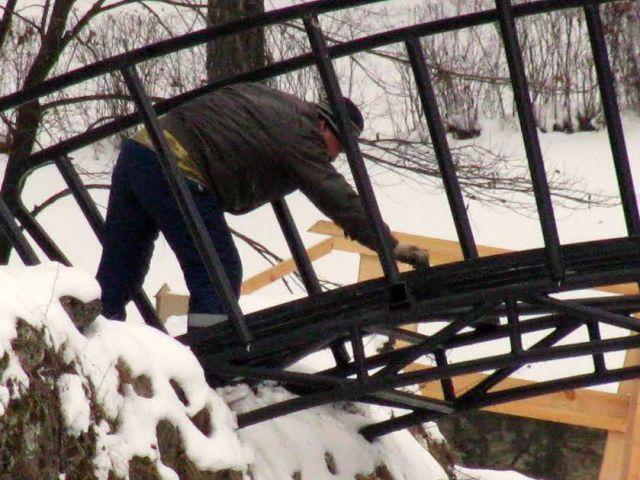 Администрация Кисловодска: Мостик «Дамский каприз» будет восстановлен в историческом виде