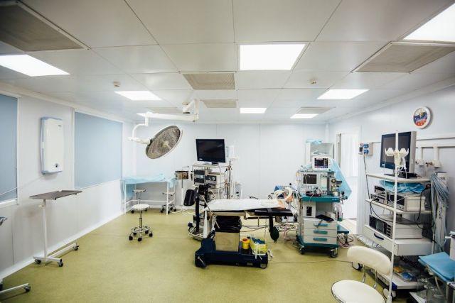 Врачи ставропольской клиники «Доктор Кит» провели уникальную операцию