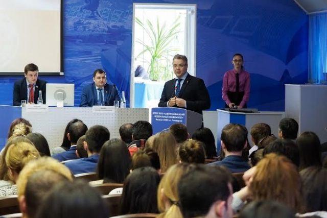 Краевой Совет молодых депутатов подвёл итоги работы