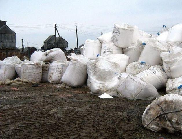 Трое ставропольцев украли четыре тонны удобрений
