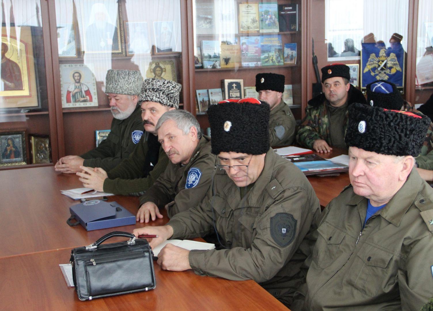 Ставропольские казаки помогут обеспечить безопасность вовремя чемпионата мира пофутболу