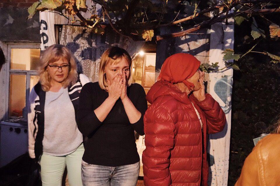 Жители Ставрополя помогли старушке, просящей милостыню
