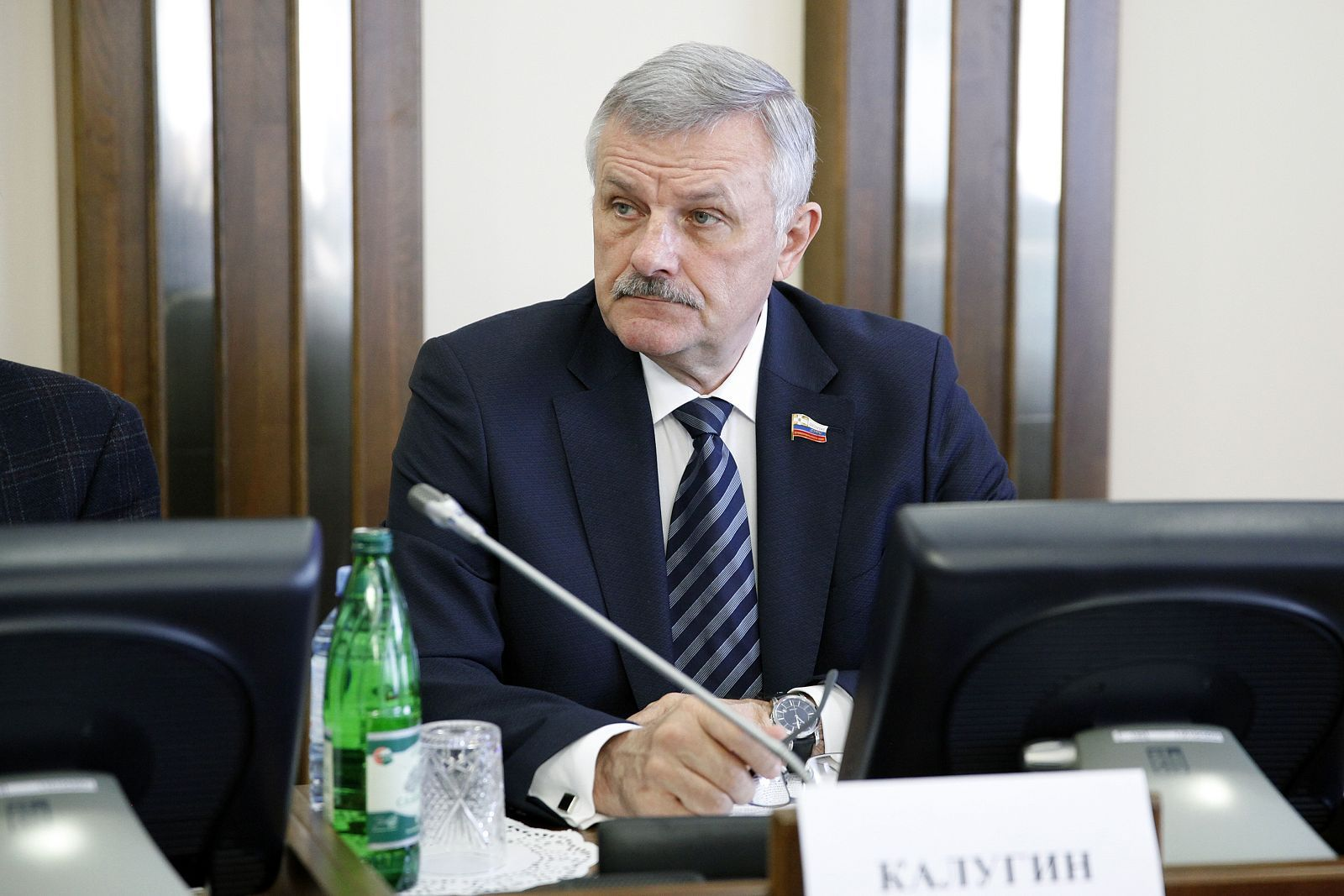 Бывший чиновник Калугин оправдан поделу осмертельном ДТП