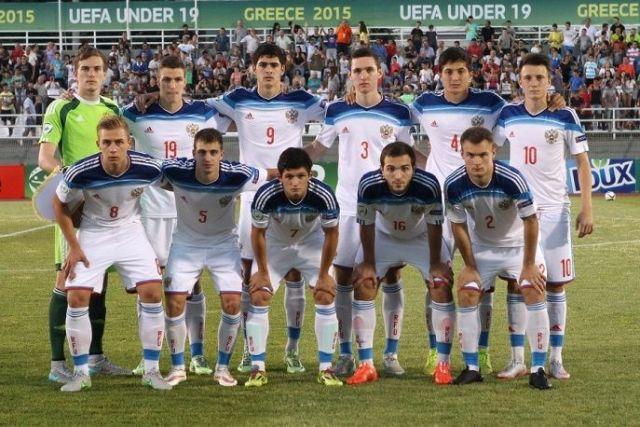 Уроженец Ставрополья в составе юношеской сборной по футболу стал призёром Евро-2015