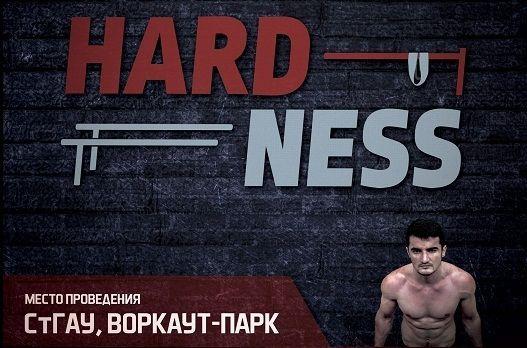 Всероссийский фестиваль по воркауту «Hardness» прошёл в Ставрополе