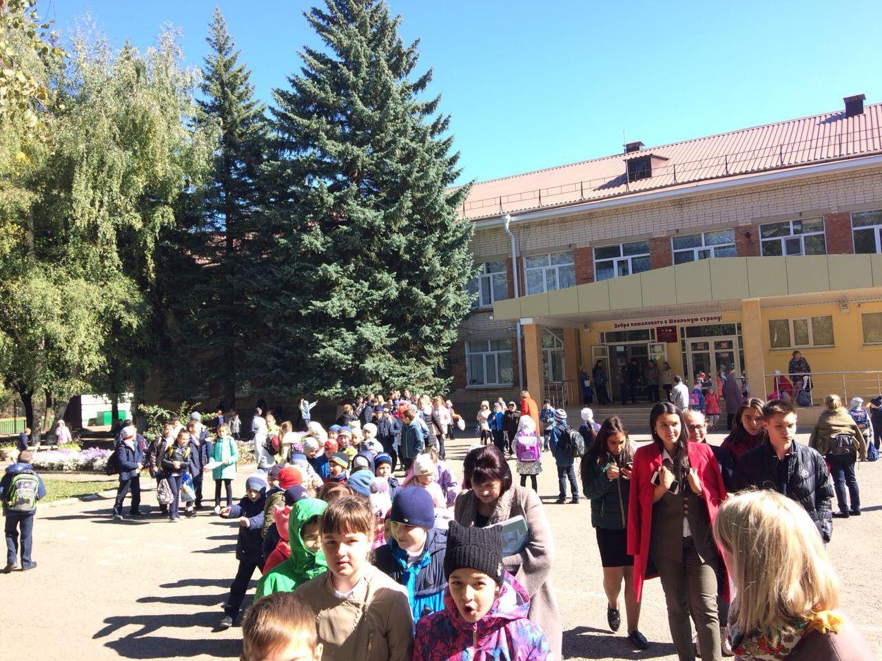 День гражданской обороны устроили впсковских образовательных учреждениях работники МЧС