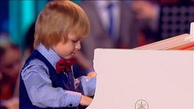 Маленький «Моцарт» из Ставрополя вышел в финал «Синей птицы»
