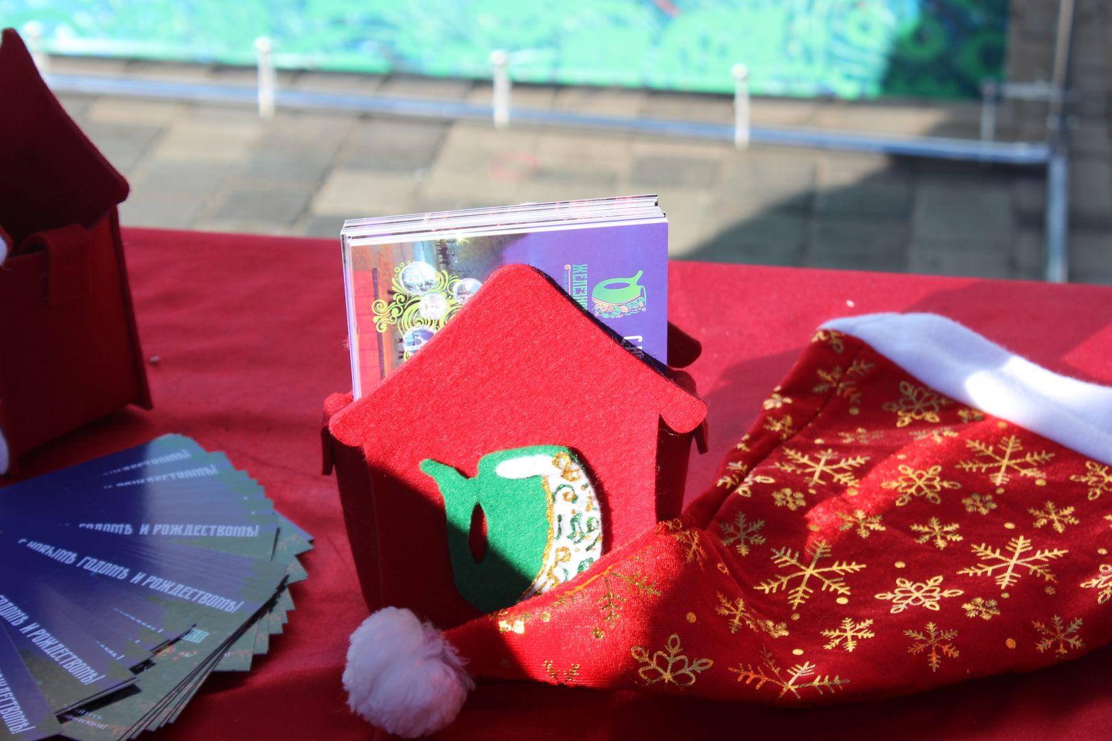 Крестный ход, освящение прихожан и рождественские гуляния прошли в Железноводске