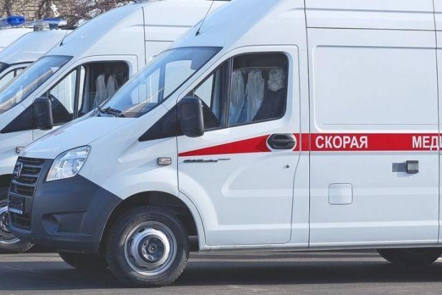 В сети появилось видео страшного ДТП с грузовиком