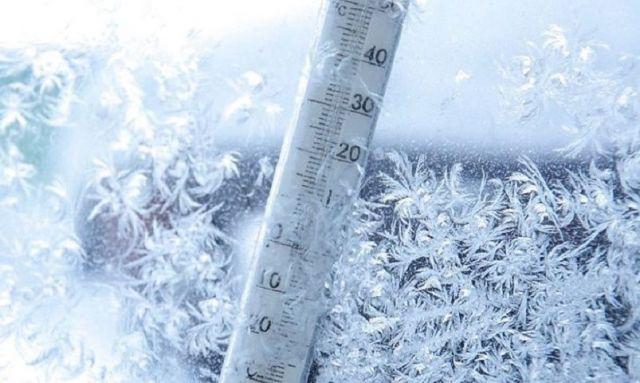 В Ставрополе неделя началась с мороза
