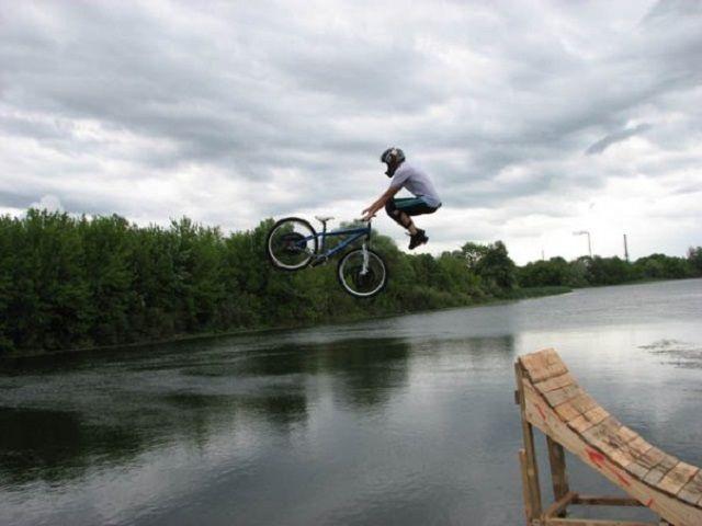 В Пятигорске пройдёт турнир по прыжкам в воду на велосипедах