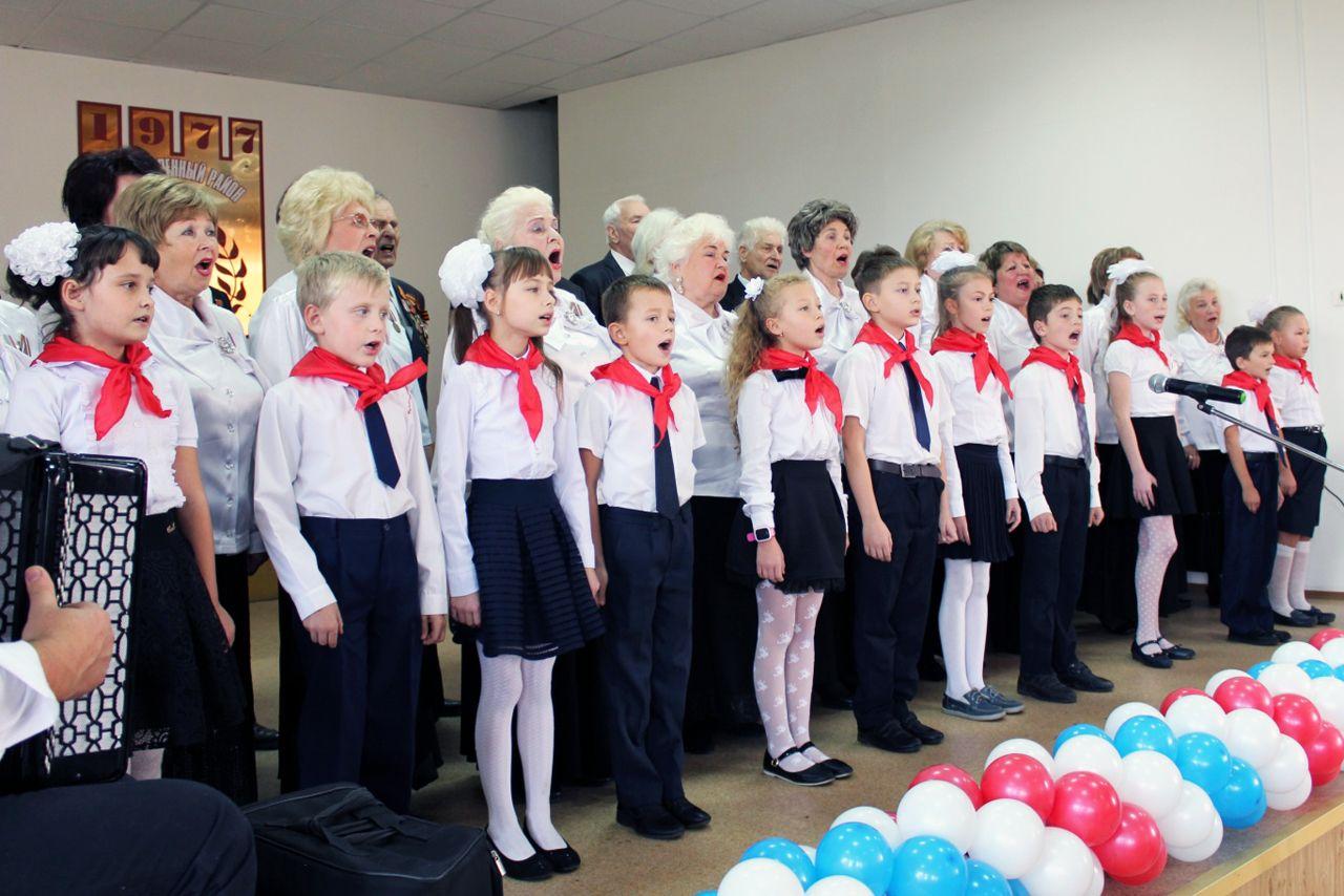Ставропольская общественная организация «Дети войны» отметила 10-летний юбилей
