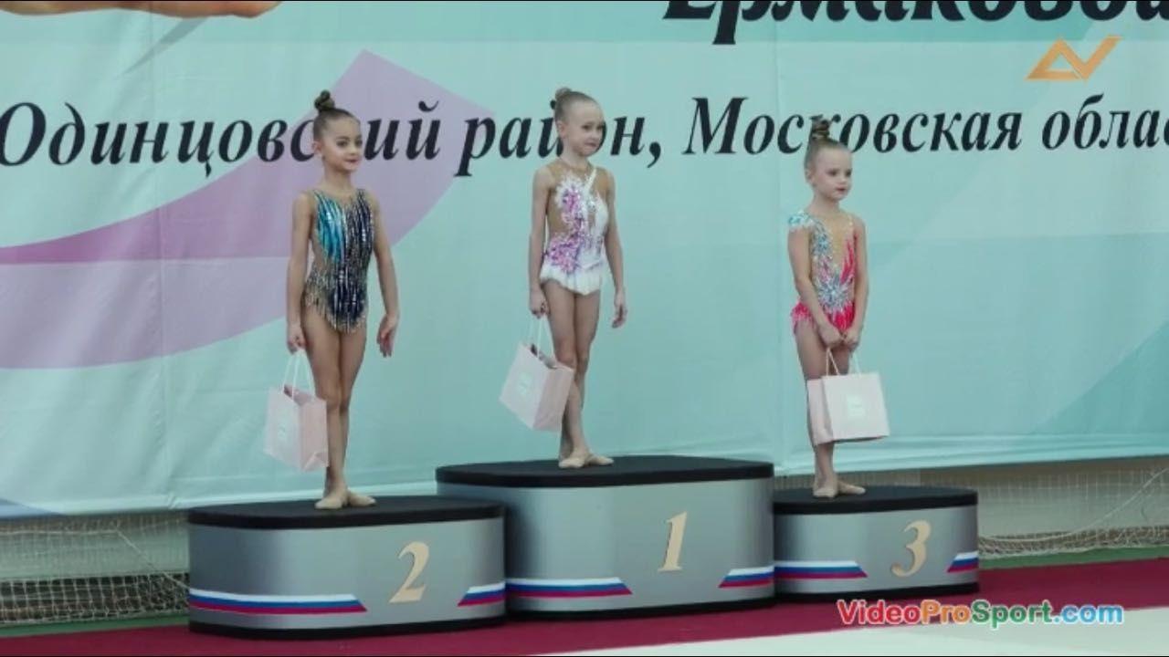 Ставропольские гимнастки привезли из Москвы букет наград