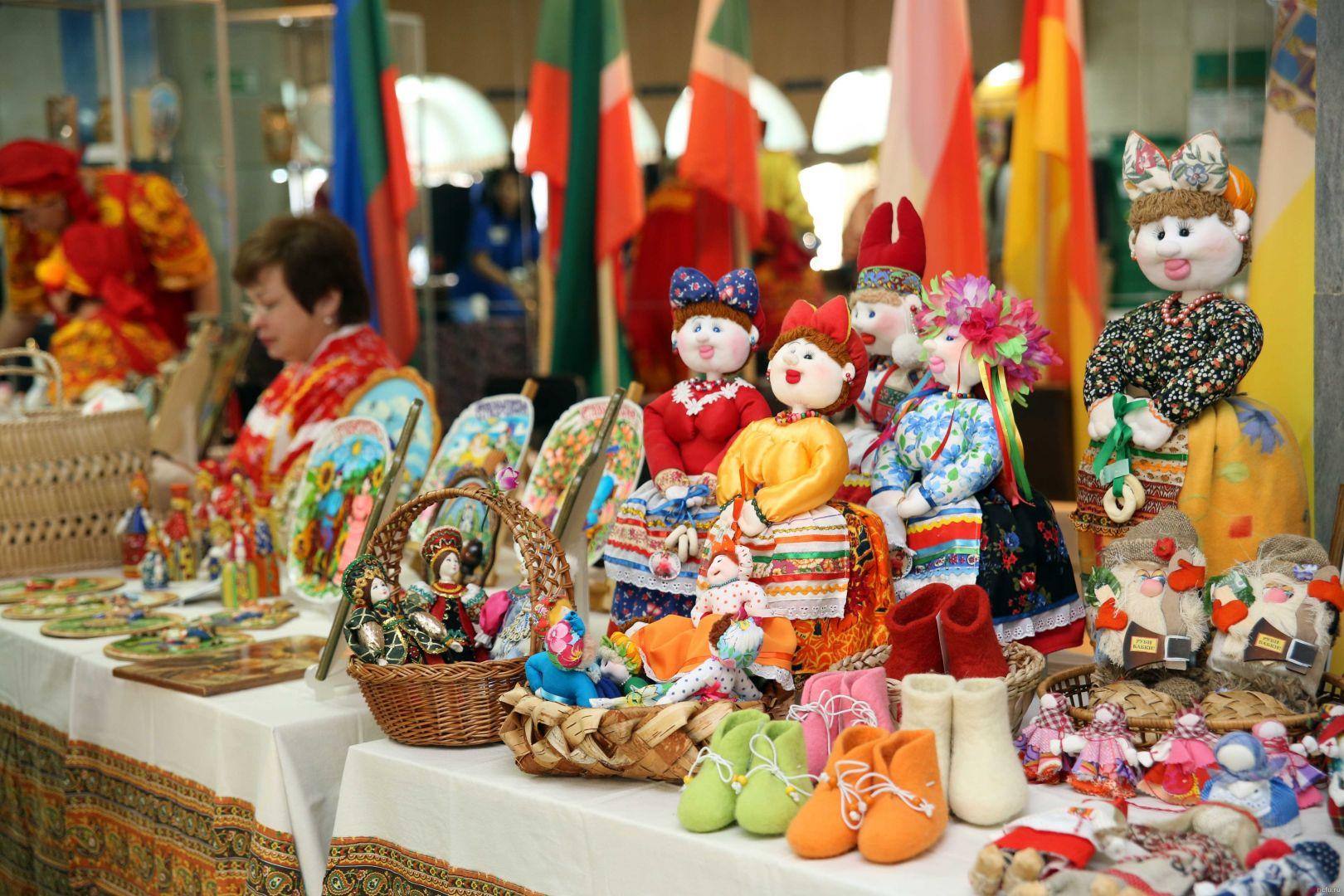 Ставропольская делегация поучаствовала в фестивале народного творчества Северного Кавказа