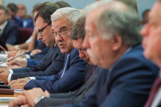Губернатор Ставрополья представил новых руководителей министерств
