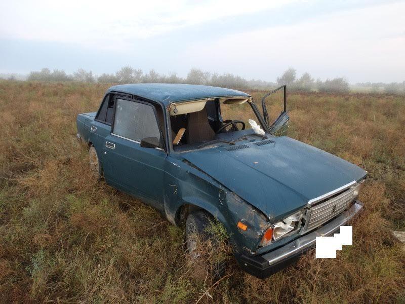 НаСтаврополье шофёр бросил пассажира наместе ДТП