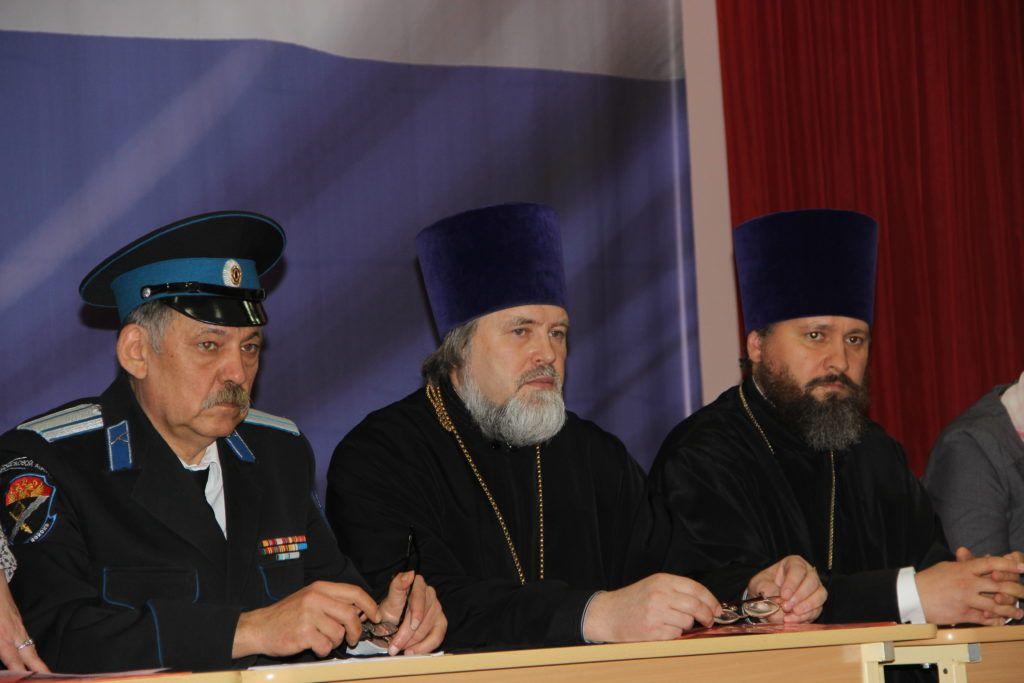 Вопросы казачьего образования обсудили в Ставропольском крае