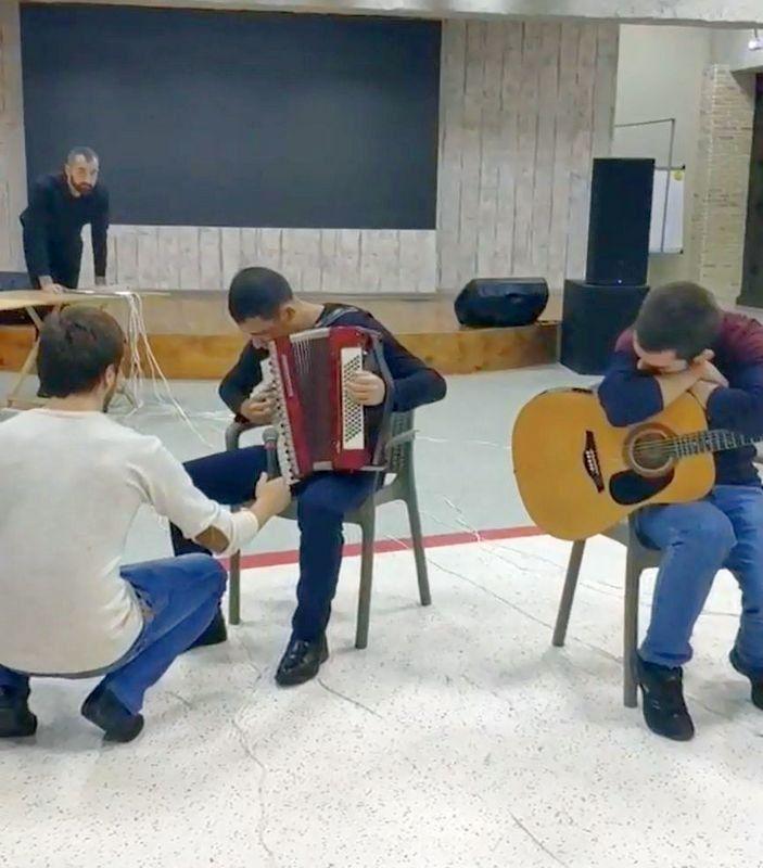 В Ставрополе прошла музыкальная викторина «ТрекСтоп-шоу»