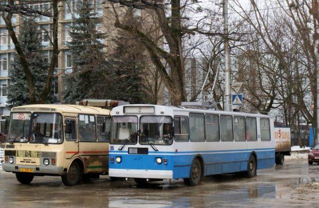 ВСтаврополе с1января подорожает проезд