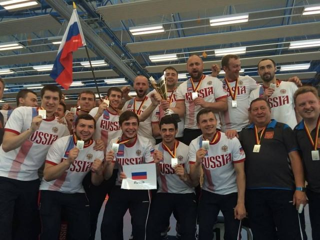 Ставропольские гандболисты впервые стали вице-чемпионами Европы